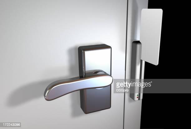 Card Door 002