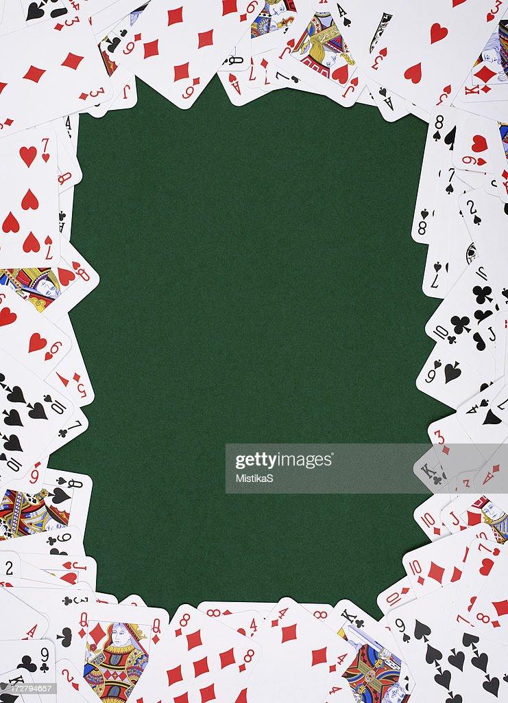 Card Frame : Stock Photo