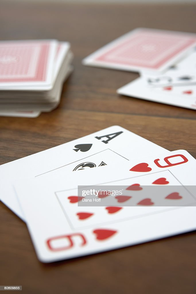 Card game : Stock Photo