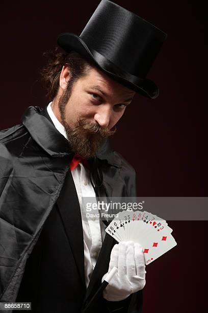 Card Trick Magician