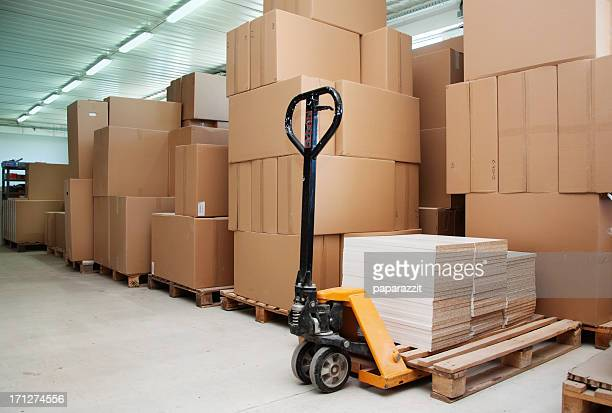 Cardboard, storage boxes
