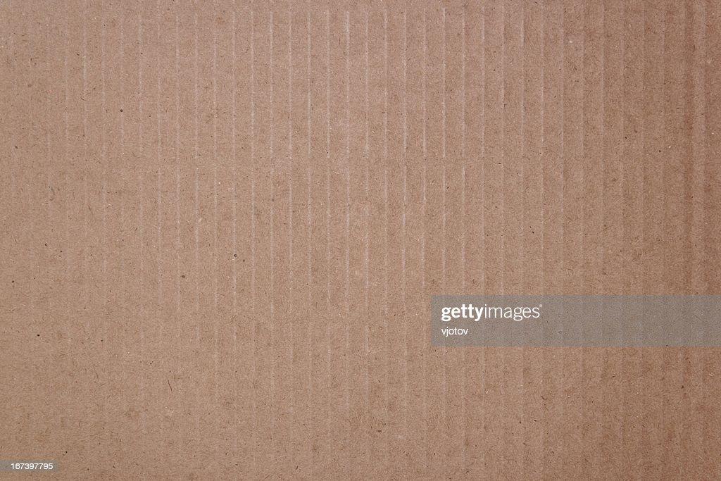 Cardboard texture : Stockfoto