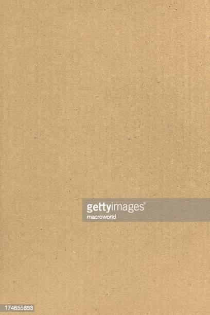 Texture en carton