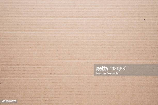 Cardboard textures background