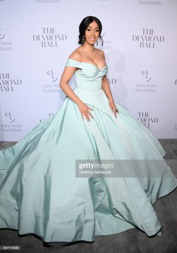 Rihanna's 3rd Annual Diamond Ball Benefitting The Clara Lionel Foundation at Cipriani Wall Street - Arrivals