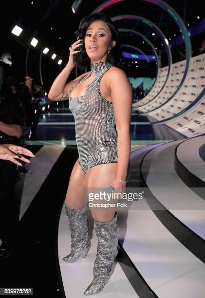 Cardi B attends the 2017 MTV Video Music Awards at The Forum on August 27 2017 in Inglewood California