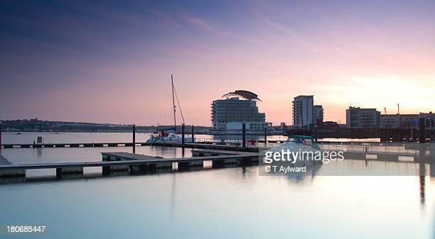 Cardiff Bay Getty