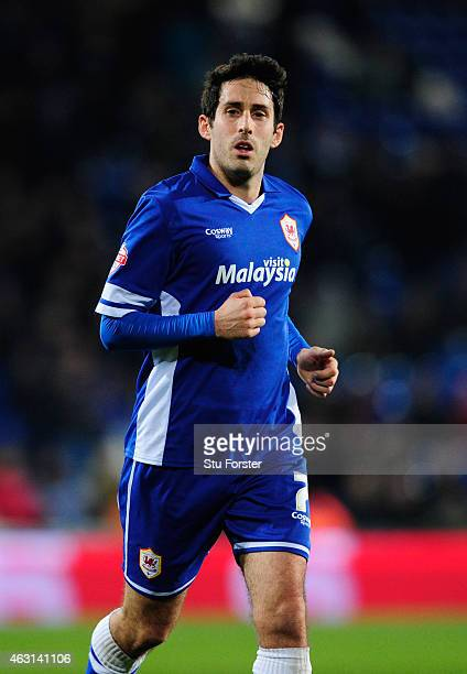 Cardiff player Peter Whittingham in action during the Sky Bet Championship match between Cardiff City and Brighton Hove Albion at Cardiff City...