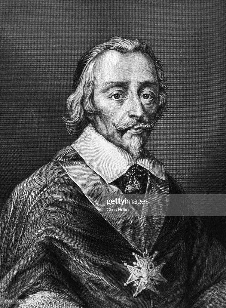 Cardinal Armaud Richelieu