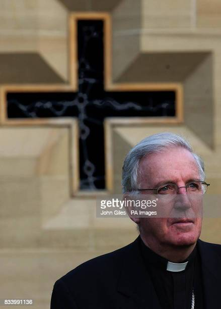 Cardinal Cormac Murphy O' Connor leader of Catholics in England and Wales who today warned against leaving the state alone to tackle poverty and...