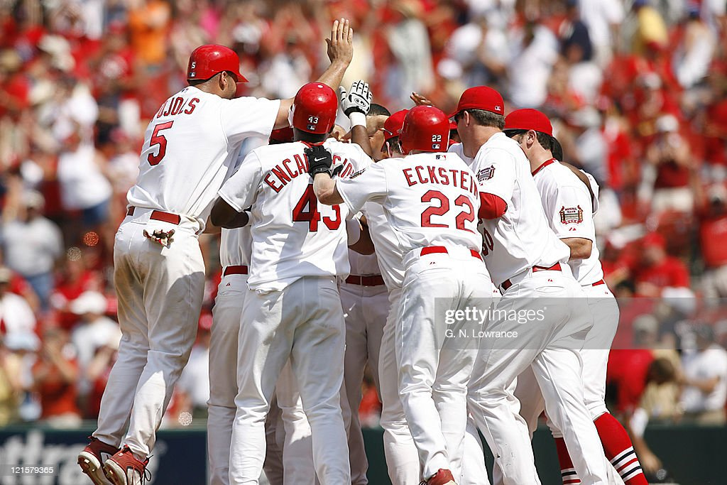 Los Angeles Dodgers vs St. Louis Cardinals - July 15, 2006