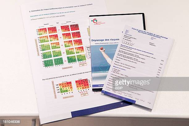 Cardiovascular Risk Screening