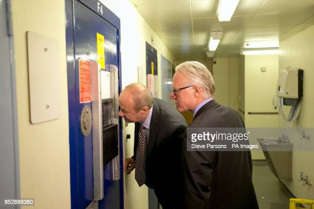 Care and Support Minister Norman Lamb and Minister for Policing and Criminal Justice Damian Green launch a pilot scheme placing mental health nurses...