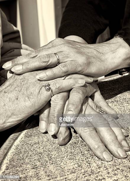 Soin pour les personnes âgées