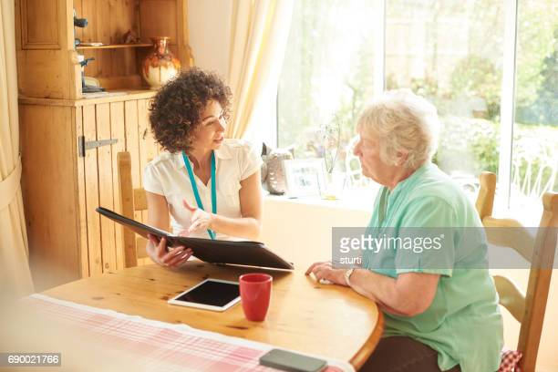 care manager with tenant