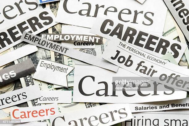 Karrieren (job search)-VII