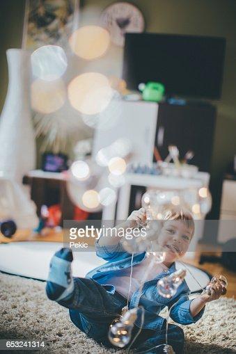 気楽な子供時代 : ストックフォト