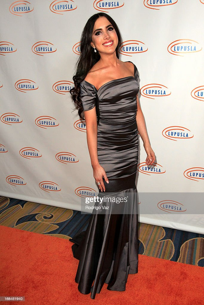 Caren Brooks attends the 13th Annual Lupus LA Orange Ball at the Beverly Wilshire Four Seasons Hotel on May 9, 2013 in Beverly Hills, California.
