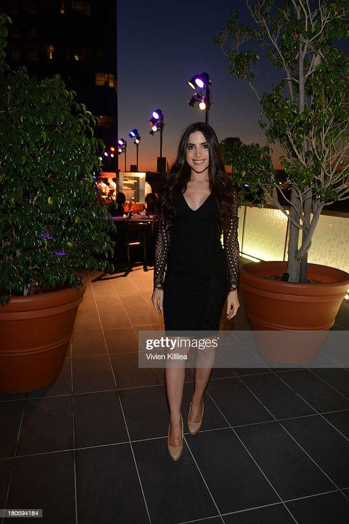 Caren Brooks At 5th Annual Lupus LA Celebrity Charity Event