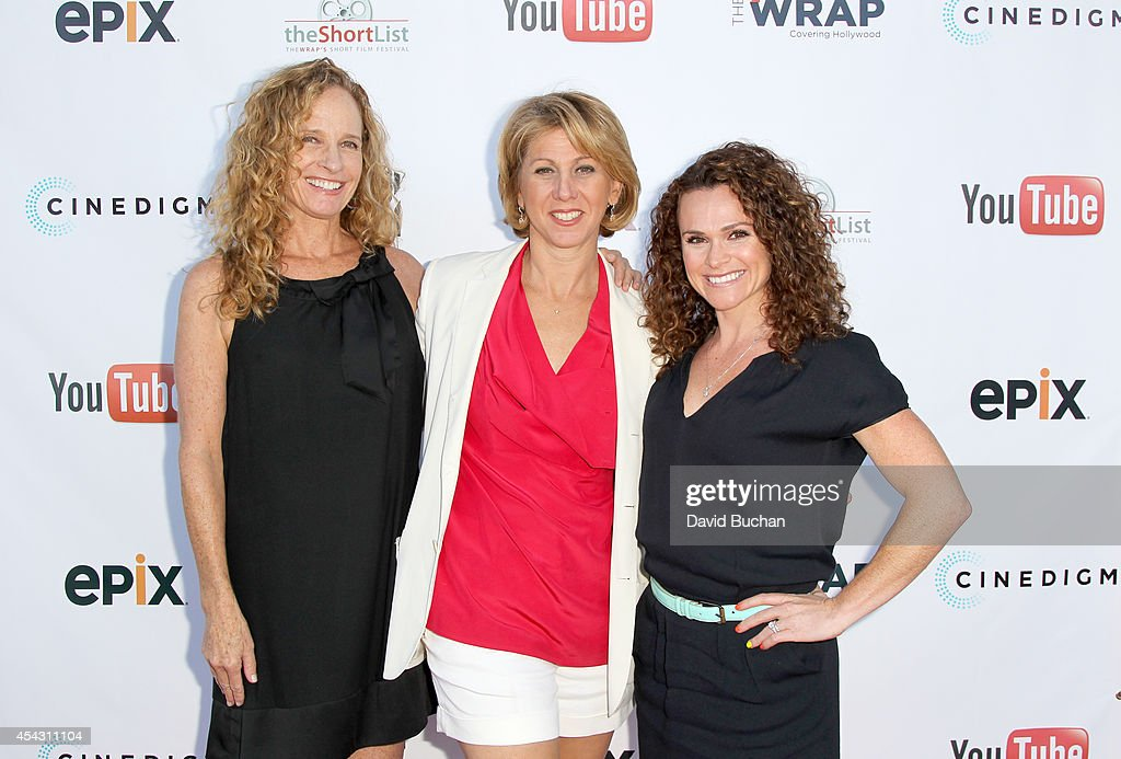 Caren Gibbens Vice President Entertainment Sales at TheWrap Sharon Waxman CEO and Editor in Chief at TheWrap and Nicole Winters Director of Sales at...