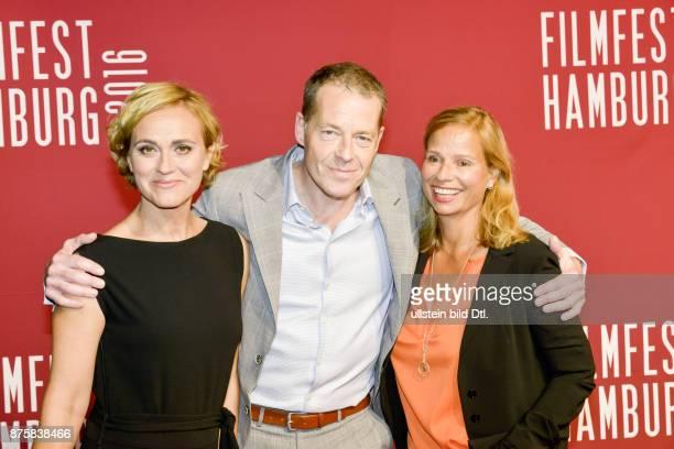 Caren Miosga Oliver Sauer Jessica Schellack Filmfest Hamburg Eröffnung IDYLL