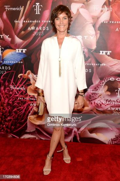 Carey Lowell attends the 2013 Fragrance Foundation Awards at Alice Tully Hall at Lincoln Center on June 12 2013 in New York City