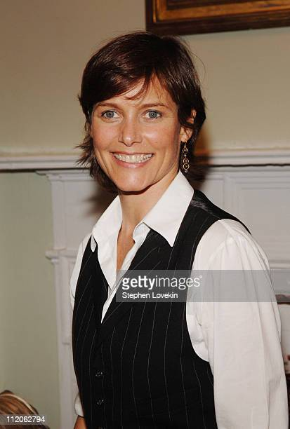 Carey Lowell during A Special Reading of 'The Prosecution of Brandon Hein' at The Barrow Street Theatre in New York City NY United States