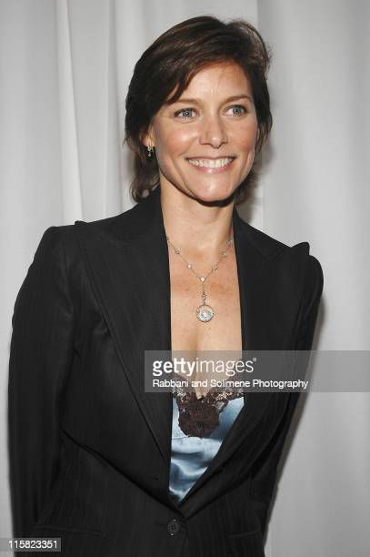 Carey Lowell during 'Bee Season' New York City Premiere After Party at IFC Center in New York New York United States