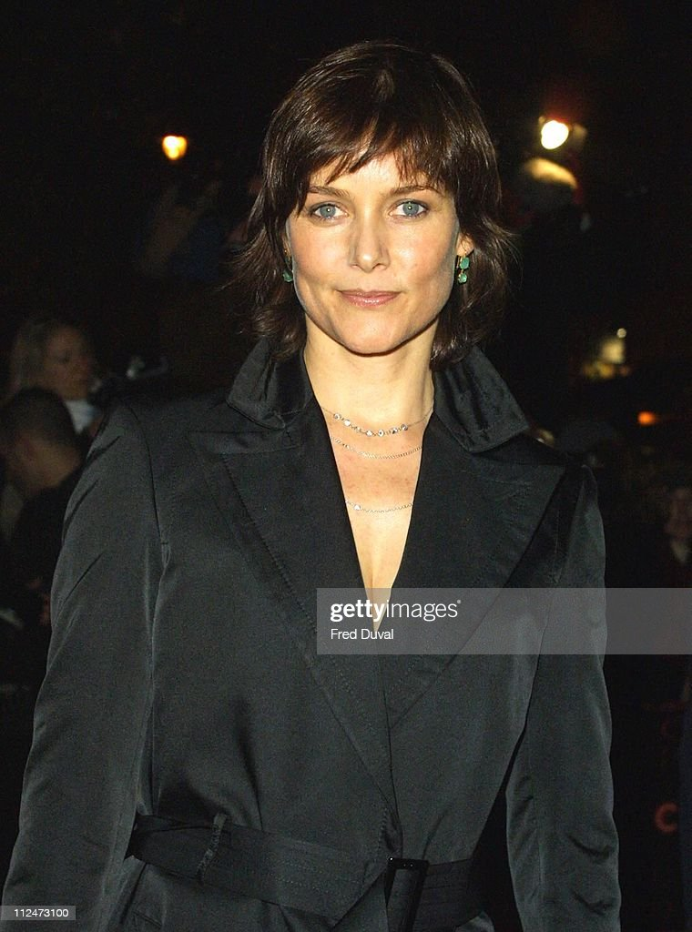 Carey Lowell during 'Chicago' London Premiere Arrivals at Warner West End in London Great Britain
