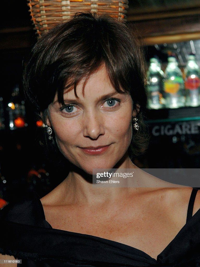 Carey Lowell during Interview Magazine Hosts the Booksigning of Paul Jasmin's 'Lost Angeles' at Maritime Hotel in New York City New York United States