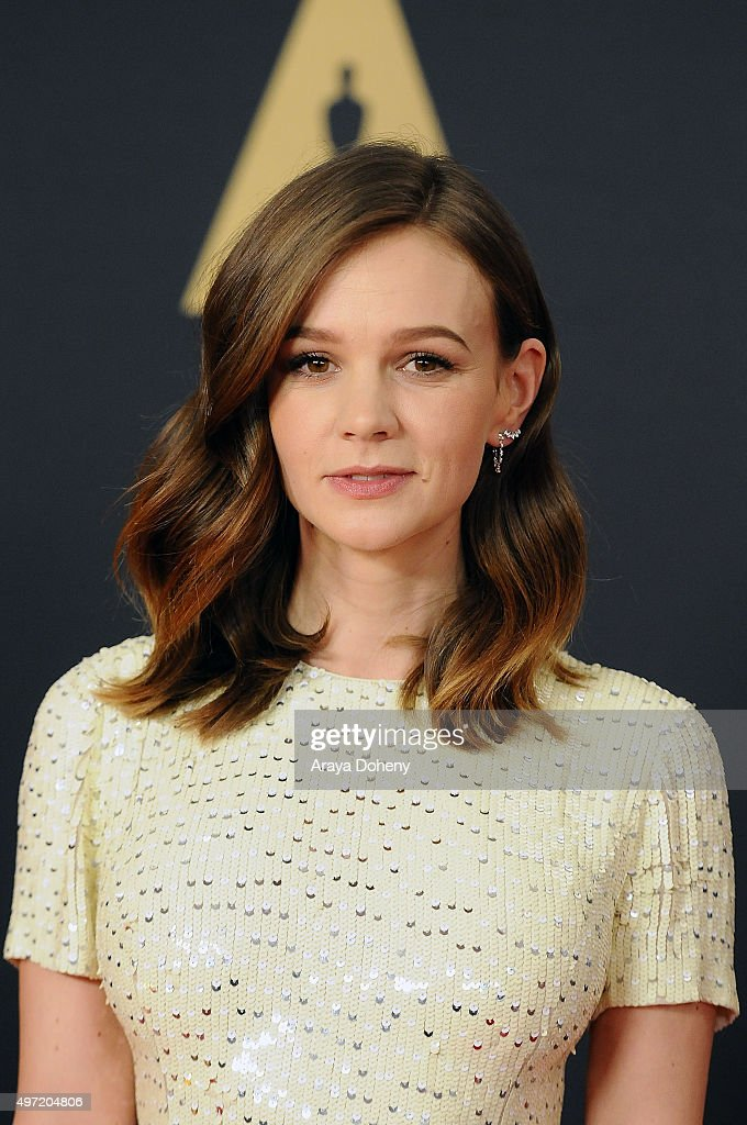 Carey Mulligan attends the Academy of Motion Picture Arts and Sciences' 7th Annual Governors Awards at The Ray Dolby Ballroom at Hollywood Highland...