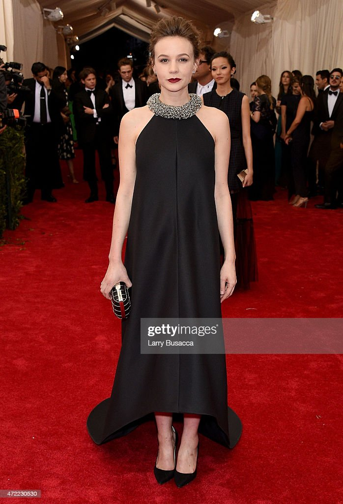 Through The Looking Glass' Costume Institute Benefit Gala at the Metropolitan Museum of Art on May 4, 2015 in New York City.