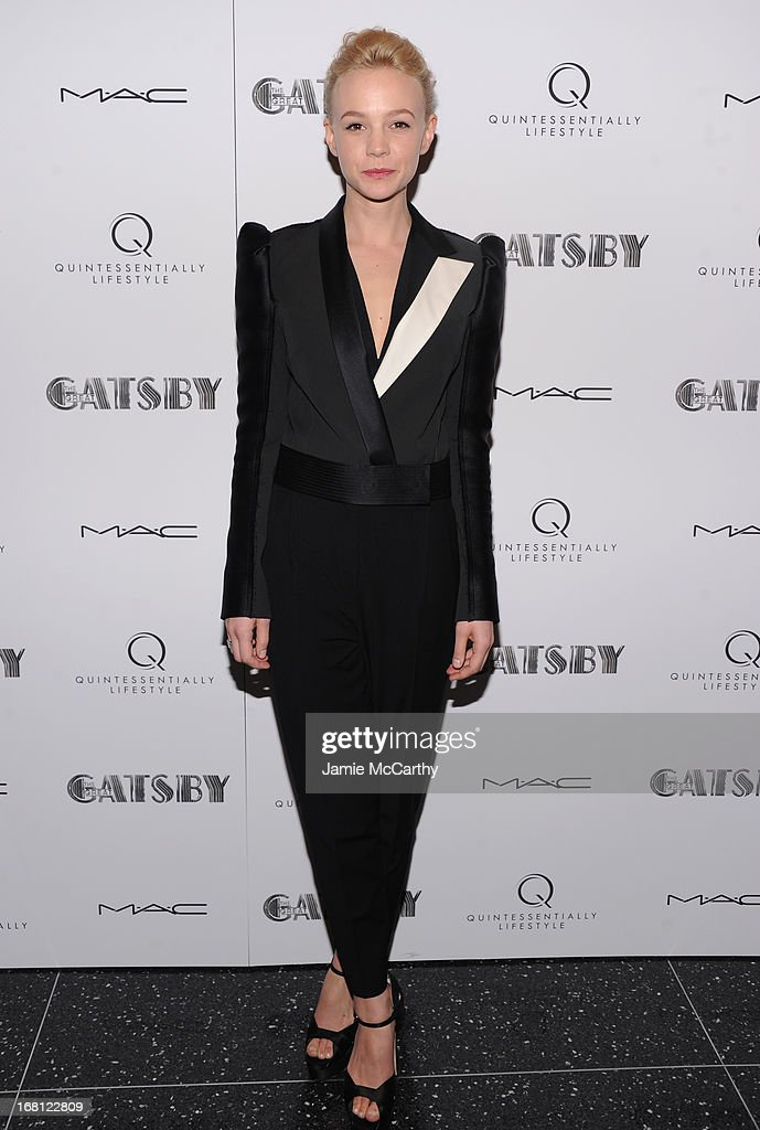 Carey Mulligan attends 'The Great Gatsby' Special Screening at the Museum of Modern Art on May 5, 2013 in New York City.