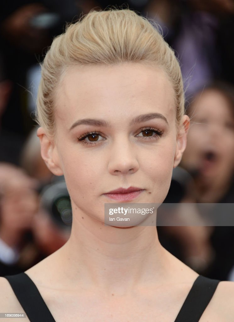Carey Mulligan attends the 'Inside Llewyn Davis' Premiere during the 66th Annual Cannes Film Festival at Grand Theatre Lumiere on May 19, 2013 in Cannes, France.