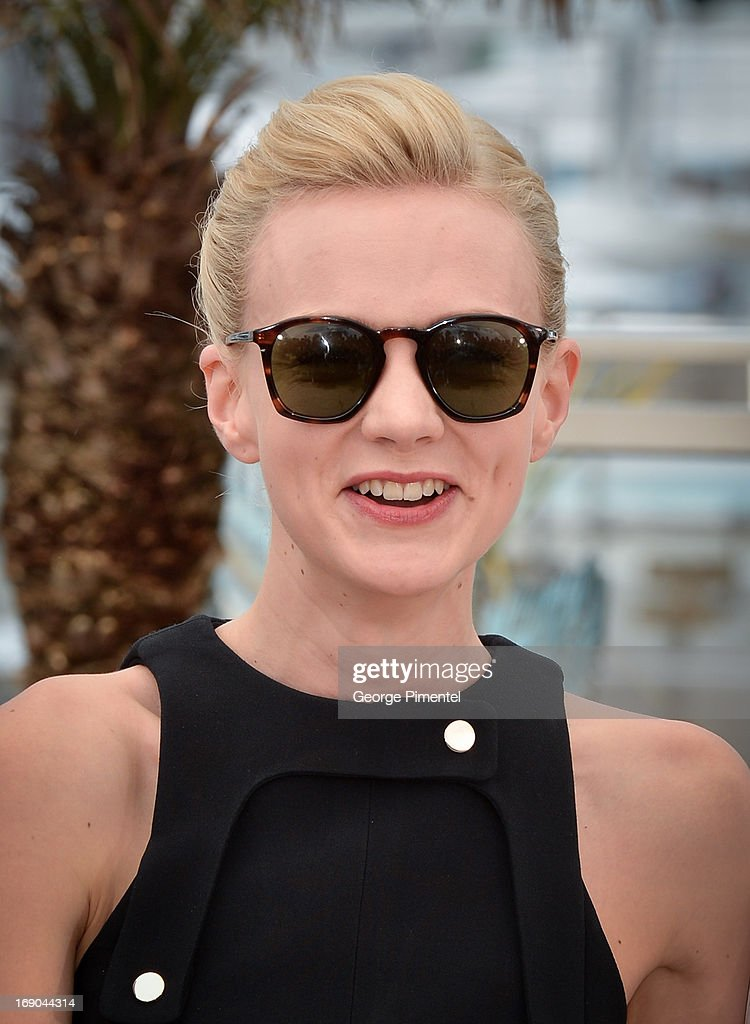 Carey Mulligan attends the photocall for 'Inside Llewyn Davis' at The 66th Annual Cannes Film Festival on May 19, 2013 in Cannes, France.
