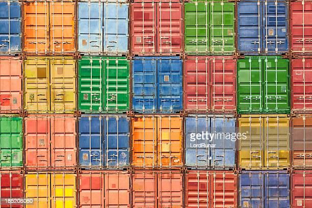 Conteneurs de Cargo