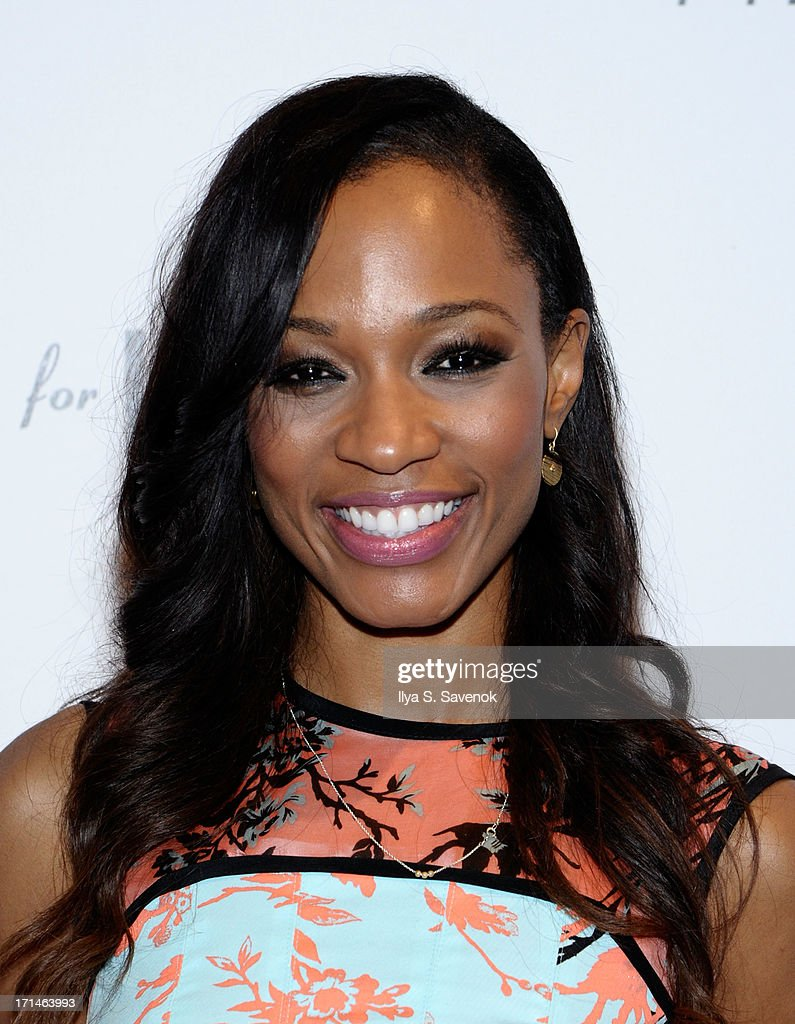 Cari Champion attends 'Venus Vs.' and 'Coach' New York Special Screenings at Paley Center For Media on June 24, 2013 in New York City.