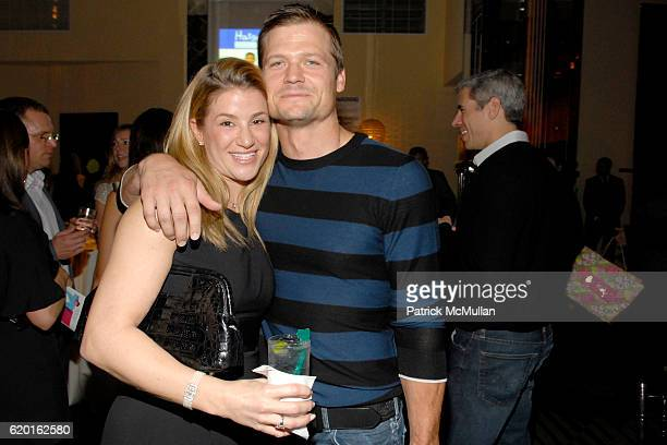 Cari Siegel and Bailey Chase attend THE HASSENFELD COMMITTEE presents Adults in Toyland at Cipriani 23rd on November 5 2008 in New York City