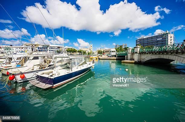 Caribbean, Antilles, Lesser Antilles, Barbados, Bridgetown, Harbour