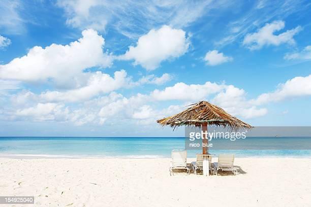 Caribbean beach front harmony