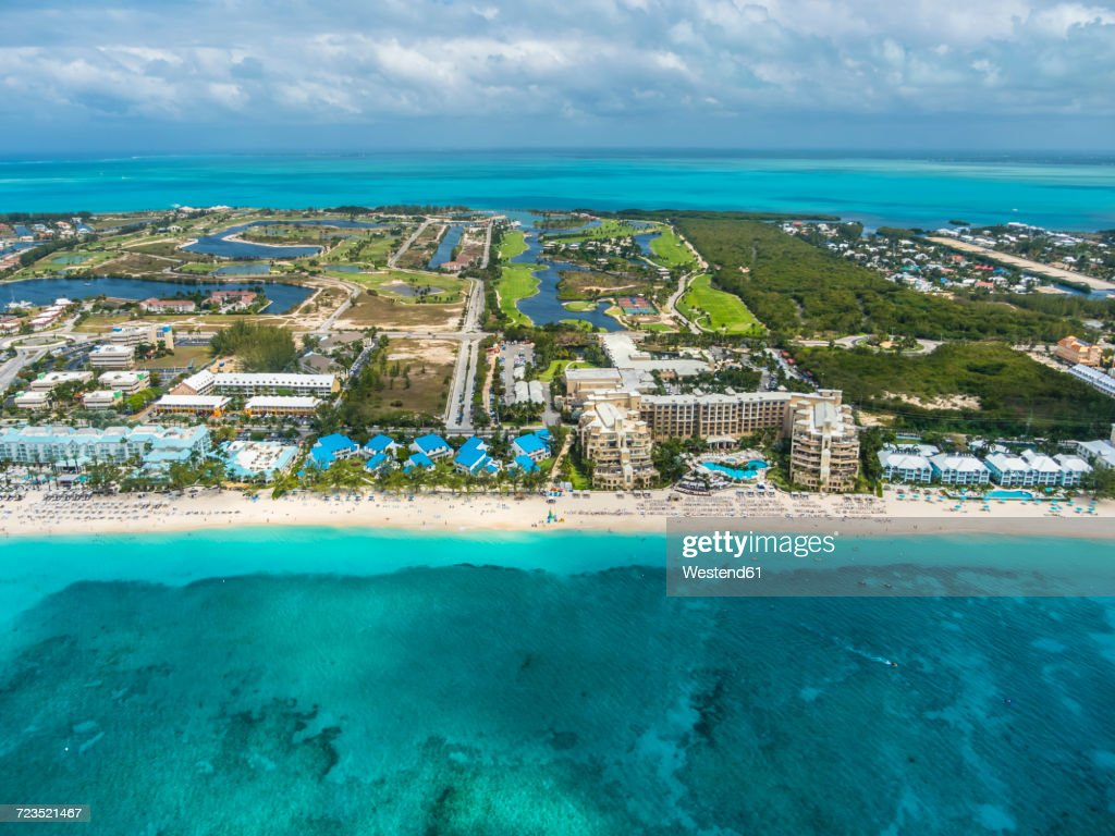 Cayman Islands - The British territory is the world leader in holding investment funds and half of its GDP is generated by the financial services sector.