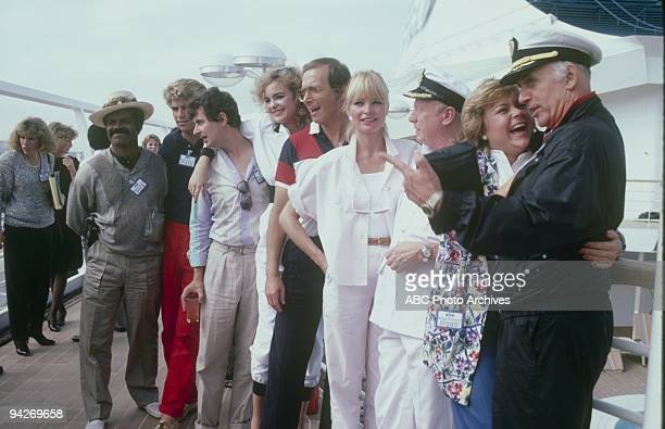 BOAT 'Caribbean CruiseCall Me Grandma/A Gentleman of Discretion/The Perfect Divorce/Letting Go' which aired on May 4 1985 TED
