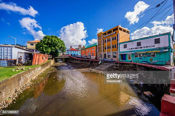 Caribbean, Grenadines, St. Vincent, Kingstown