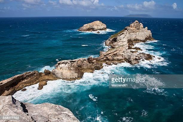 Caribbean, Guadeloupe, Guadeloupe, Grande-Terre, Pointe des Colibre