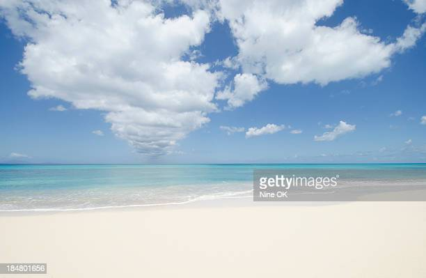 Caribbean Ocean from Antigua