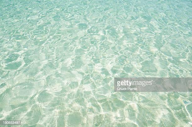 Caribbean Sea Water