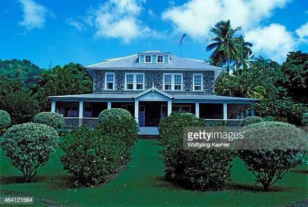 Caribbean St Vincent Kingstown House