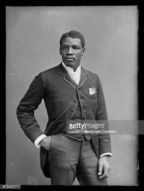 Caribbeanborn bareknuckle boxer Peter Jackson 2nd December 1889 The descendant of a freed slave he was born on the island of Saint Croix in the then...