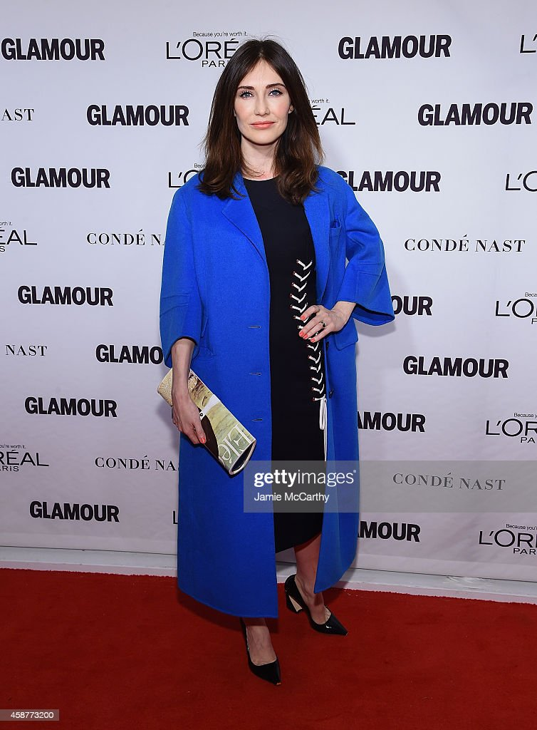 <a gi-track='captionPersonalityLinkClicked' href=/galleries/search?phrase=Carice+van+Houten&family=editorial&specificpeople=2641238 ng-click='$event.stopPropagation()'>Carice van Houten</a> attends the Glamour 2014 Women Of The Year Awards at Carnegie Hall on November 10, 2014 in New York City.