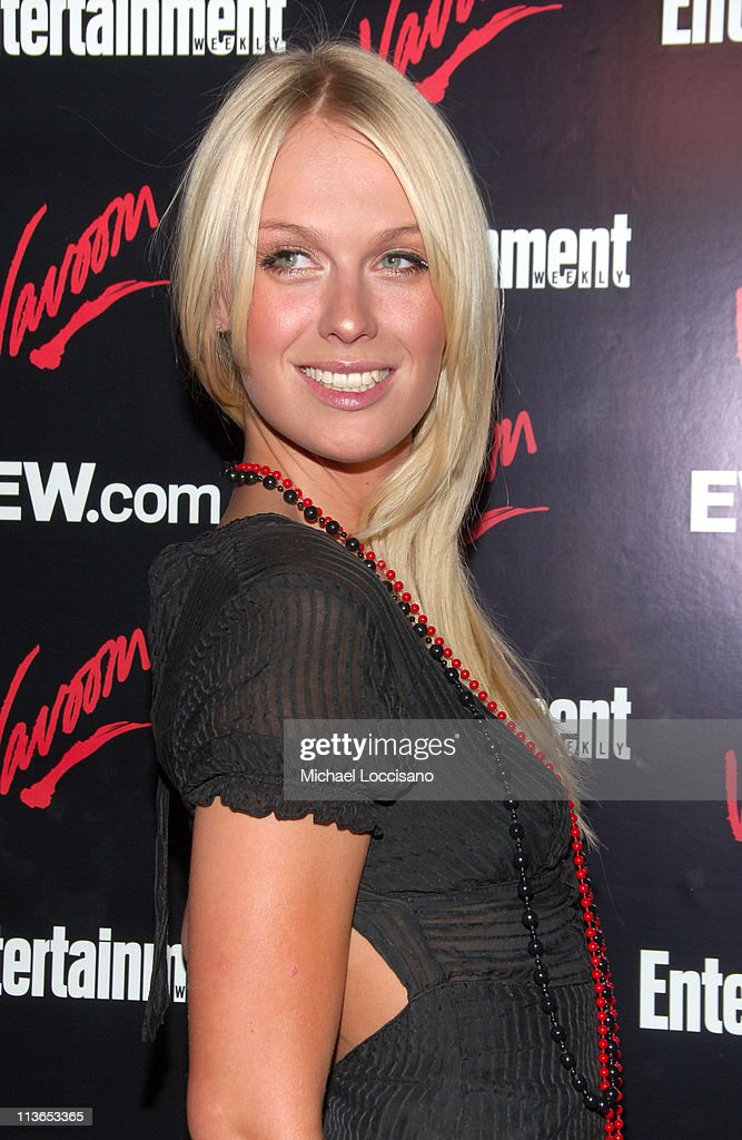Entertainment Weekly 2007 Upfront Party - Red Carpet
